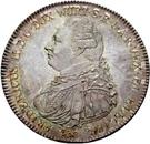 1 thaler Frédéric II (Konventionstaler) – avers