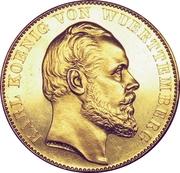 1 thaler Charles Ier – avers