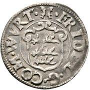 2 Kreuzer - Friedrich I. – avers