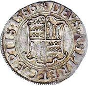 1 Groschen - Friedrich I. – revers