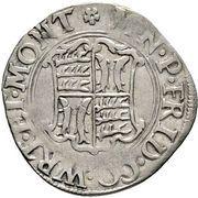1 Groschen - Friedrich I. – avers