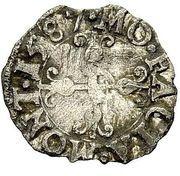 1 Kreuzer - Friedrich I. – revers