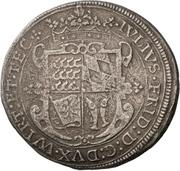 2 Gulden - Julius Friedrich (Kipper; Doppelter Hirschgulden) – avers