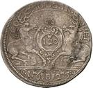2 Gulden - Julius Friedrich (Kipper; Doppelter Hirschgulden) – revers