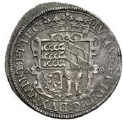 1 Gulden - Julius Friedrich (Kipper; Hirschgulden) – avers