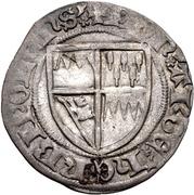 1 Schilling - Gottfried IV von Limpurg – avers