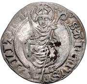 1 Schilling - Gottfried IV von Limpurg – revers