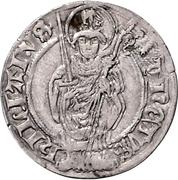 1 Schilling - Gottfried IV., Schenk von Limpurg – revers