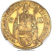 1 ducat Julius Echter von Mespelbrunn – avers