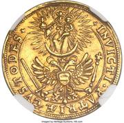 1 ducat Julius Echter von Mespelbrunn – revers
