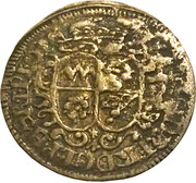1 Schilling, 8 Pfennig - Jean Godfroid II – avers