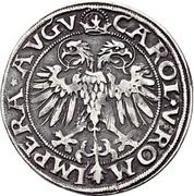 ¼ Thaler - Melchior Zobel von Giebelstadt – revers