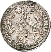 10 Kreuzer - Friedrich von Wirsberg – revers