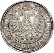 1 Guldenthaler - Julius Echter von Mespelbrunn – revers