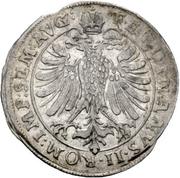 ¼ Thaler - Johann Gottfried von Aschhausen – revers