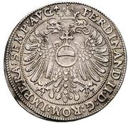 ¼ Thaler - Philipp Adolph von Ehrenberg – revers