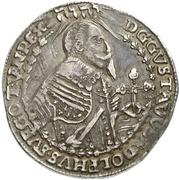 ½ Thaler - Gustav Adolph II. – avers