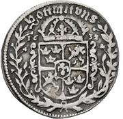 ¼ Thaler - Gustav Adolph II. – revers