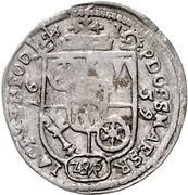 1 Schilling - Johann Philipp I. von Schönborn – avers