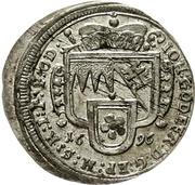 1 Schilling - Johann Gottfried II. Guttenberg – avers