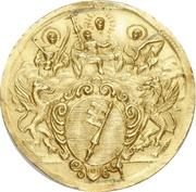 1 Goldgulden - Johann Philipp von Greiffenklau-Vollraths (Neujahrsgoldgulden) – revers