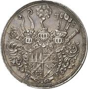 ½ Thaler - Johann Philipp von Greiffenklau zu Vollraths – revers