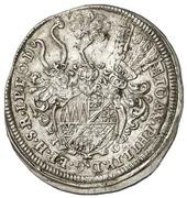 1 Batzen - Johann Philipp von Greiffenklau-Vollraths – avers