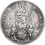 ½ Thaler - Johann Philipp II. von Greiffenklau – revers