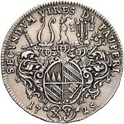 15 Kreuzer - Christoph Franz von Hutten – revers