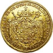 1 Goldgulden - Friedrich Karl von Schonborn (Neujahrsgoldgulden) – avers