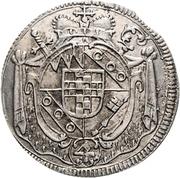 4 Kreuzer - Anselm Franz von Ingelheim – avers