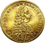 1 Goldgulden - Karl Philipp Heinrich von Greiffenklau – avers