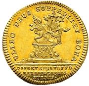 1 Goldgulden - Karl Philipp von Greiffenklau-Vollraths – revers