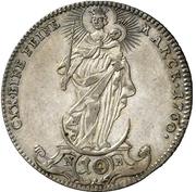 10 Kreuzer - Adam Friedrich von Seinsheim – revers