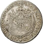 20 Kreuzer - Adam Friedrich von Seinsheim (Konventionskreuzer) – avers