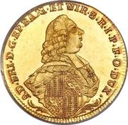 1 Goldgulden - Adam Friedrich von Seinsheim – avers