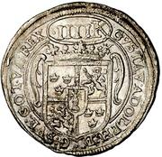 4 Kreuzer - Gustav II. Adolf – avers
