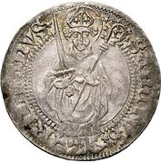 1 Schilling - Johann III. von Grumbach – revers
