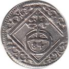 1/84 Thaler Johann Gottfried II – revers