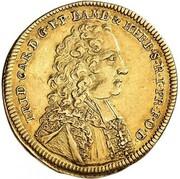 1 goldgulden Friedrich Karl de Schönborn – avers