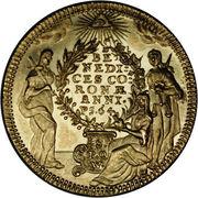 1 Goldgulden - Adam Friedrich – revers