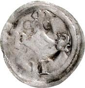 1 Pfennig - Johann I. von Egloffstein – revers