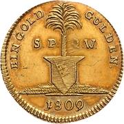 1 Goldgulden - Ferdinand von Österreich – revers
