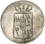 1 Kreuzer - Ferdinand von Österreich – avers