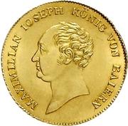 1 Goldgulden - Joseph von Bayern – avers