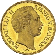 1 Goldgulden - Maximilian II. – avers