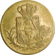 3 Kreuzer - Ferdinand d'Autriche – avers