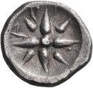 Drachm (Xanthos) – revers