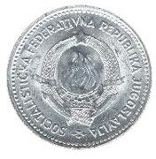 2 dinars – avers