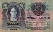 20 Kruna – avers